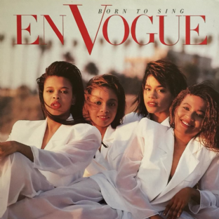 En Vogue ‎- Born To Sing (LP) (EX-/VG-)